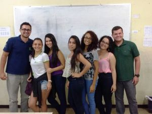 1º Quiz Multidisciplinar do Ifes campus Barra de São Francisco